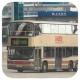 LE4612 @ 968 由 kn7143 於 西區海底隧道收費廣場九龍方向巴士站出站(西隧門)拍攝