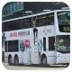 LN9726 @ 281A 由 NE 714 於 彌敦道與佐敦道交界北行梯(裕華梯)拍攝