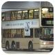 LR725 @ 80K 由 白賴仁 於 大圍鐵路站巴士總站面向46S總站梯(46S總站梯)拍攝