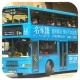 GY8158 @ 91M 由 GK2508~FY6264 於 鑽石山鐵路站巴士總站左轉龍蟠街門(出鑽地巴士總站門)拍攝