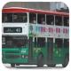 FZ4602 @ 43 由 JX7466 於 葵涌邨巴士總站左轉大窩口道門(出葵涌邨巴士總站門)拍攝