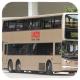 KW1624 @ 89B 由 . 鉛筆 於 四美街巴士站 74A / 74X 入站梯(四美街入尾坑梯)拍攝