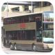 UJ5790 @ 276B 由 水彩畫家 於 彩園路南行面向上水鐵路站巴士站梯(彩園梯)拍攝