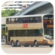 SX3463 @ 68A 由 HD9073 於 青衣鐵路站巴士總站入上客站梯(青機入上客站梯)拍攝