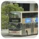 KW8556 @ 886 由 SU SW TB edwin 於 沙田馬場巴士總站入坑尾門(馬場入坑門)拍攝