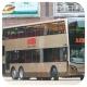 RZ5946 @ 58X 由 KS7537@89B 於 旺角東鐵路站巴士總站出站梯(旺火出站梯)拍攝