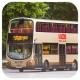 UR5073 @ N73 由 海星 於 落馬洲巴士總站左轉出坑門(落馬洲出坑門)拍攝