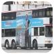 GD4055 @ 95 由 Kasuga Yui 於 佐敦渡華路巴士總站出站梯(佐渡出站梯)拍攝
