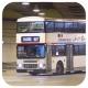 HS9874 @ 887 由 | 隱形富豪 | 於 柏景灣巴士總站入坑門(柏景灣入坑門)拍攝