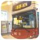 NF6585 @ K74 由 Tigus1234 於 朗屏路南行右轉朗屏邨巴士總站梯(入朗屏邨總站梯)拍攝