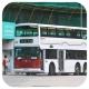 HE5549 @ K74 由 GZ9426 於 元朗東巴士總站出坑門(元朗東巴士總站出坑門)拍攝