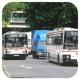 FN7995 @ 79K , FR667 @ 78K 由 samuelsbus 於 新運路上水鐵路站巴士站梯(上水鐵路站梯)拍攝