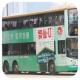 AH4134 @ 796C 由 FY 8389 於 太子道東與亞皆老街交界梯(啟德梯)拍攝