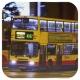 HU2518 @ N182 由 Dkam-SK LR小薯甘 於 干諾道中右轉港澳碼頭巴士總站門(港澳碼頭入站門)拍攝