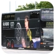HU261 @ E11 由 LP1113 於 航天城路左轉機場博覽館巴士總站通道梯(機場博覽館巴士總站通道梯)拍攝