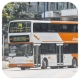 JV7629 @ E34A 由 顯田村必需按鐘下車 於 天水圍市中心交通交匯處左轉天恩路門(出天水圍市中心巴士總站門)拍攝