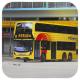 WJ6188 @ 102P 由 GM6754 於 南安街左轉筲箕灣巴士總站入站門(筲箕灣巴總入站門)拍攝