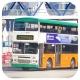 HG4178 @ 722 由 手機xJA815 於 中環渡輪碼頭巴士總站入站門(中環碼頭入站門)拍攝