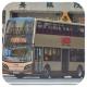 SG2454 @ 89B 由 Ks♥ 於 怡成坊右轉沙田圍巴士總站門(入沙田圍巴士總站門)拍攝