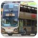 RZ5946 @ 58X 由 小雲 於 旺角東鐵路站平台面向新世界廣場門(旺火出站門)拍攝