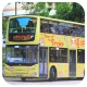 PN5934 @ 307P 由 PJ 5187 . PX 8584 於 安慈路大埔中心巴士總站入坑門(大埔中心巴士總站入坑門)拍攝
