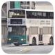 HR889 @ 61X 由 MV8599 於 河傍街右轉屯門西鐵站巴士總站門(屯門西鐵站門)拍攝