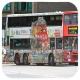 HR6577 @ 90B 由 . 博士 Co 於 薄扶林道香港大學任白樓巴士站面向寶翠園梯(寶翠園梯)拍攝