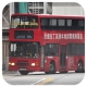 HT1936 @ 61X 由 MV8599 於 河傍街右轉屯門西鐵站巴士總站門(屯門西鐵站門)拍攝
