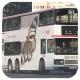 FE7384 @ 95 由 GK2508~FY6264 於 佐敦渡華路巴士總站出站梯(佐渡出站梯)拍攝
