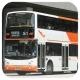 HU763 @ S1 由 FZ6723 於 東涌鐵路站巴士總站 U turn 門(東涌 U turn 門)拍攝