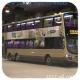 US9614 @ 88 由 KE8466 於 大圍鐵路站巴士總站巴士分站梯(大圍鐵路站泊坑梯)拍攝