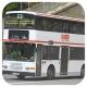 GL7011 @ 59A 由 GK2508~FY6264 於 青山公路荃灣段上屯門公路天橋門(上屯門公路天橋門)拍攝
