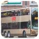 RZ5946 @ 58X 由 . 正確 於 旺角東鐵路站巴士總站出站梯(旺火出站梯)拍攝
