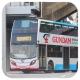 TF5838 @ 811 由 AtenU18SB5414 於 沙田馬場巴士總站入坑尾門(馬場入坑門)拍攝
