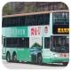 AH4134 @ 796C 由 白賴仁 於 深水埗東京街總站出站直行梯(東京街出站直行梯)拍攝