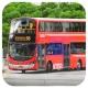 UX1369 @ 88 由 5054 volvo 於 大圍鐵路站巴士總站入站門(大火入站門)拍攝