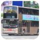 NG6783 @ 263 由 AVBE35。278K 於 沙田鄉事會路上沙田鐵路站巴士總站門(康文署門)拍攝