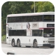 HB9217 @ 281M 由 FT7052@40 於 沙田頭路左轉新田圍巴士總站梯(新田圍梯)拍攝