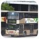 JA9879 @ 889 由 麵包 於 沙田馬場巴士總站入坑尾門(馬場入坑門)拍攝
