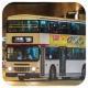 HU7803 @ 284 由 孤伶伶 於 沙田市中心巴士總站左轉沙田正街門(新城市廣場出站門)拍攝