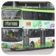 MF5119 @ 69X 由 GK2508~FY6264 於 佐敦渡華路巴士總站入坑門(佐渡入坑門)拍攝
