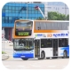 MV6645 @ S64X 由 -> 香港人 <- 於 航膳東路右轉國泰航膳中心分站門(國泰航空飲食服務門)拍攝