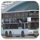 GL746 @ 68A 由 Anthony。8584 於 青衣鐵路站巴士總站入上客站梯(青機入上客站梯)拍攝