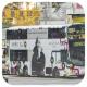 LZ8705 @ 75K 由 JN4317 於 寶鄉街左轉廣褔道梯(寶鄉街梯)拍攝