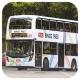 VB4398 @ R8 由 新手巴迷 於 迪士尼樂園巴士總站入U門(迪士尼樂園巴士總站入U門)拍攝