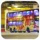 SR8808 @ 71K 由 JF8911 於 大埔墟巴士總站落客站右轉梯(大埔墟巴總落客站右轉梯)拍攝