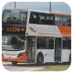 SM8298 @ E34B 由 Kinghinwongwkh 於 暢旺路巴士專線左轉暢連路門(暢旺路出暢連路門)拍攝
