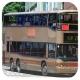 LE4612 @ 269D 由 小雲 於 大埔公路沙田段左轉新城市廣場梯(沙市梯)拍攝