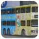GD605 @ 36B 由 GK2508~FY6264 於 渡華路左轉入佐敦渡華路巴士總站梯(渡華路入站梯)拍攝