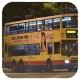 HV2258 @ N969 由 hBx219xFz 於 摩頓台巴士總站右轉銅鑼灣道梯(摩頓台巴總出站梯)拍攝